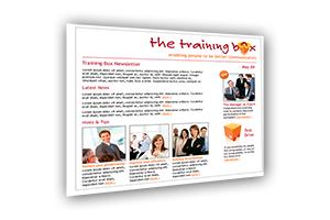 Training-Box-Newsletter