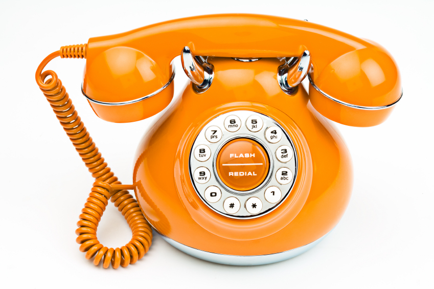 Make a positive first impression on the telephone