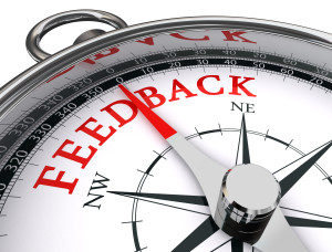 feedback conceptual compass