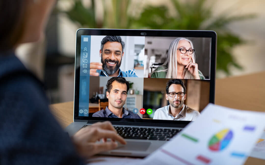 Adapt your communication for virtual meetings